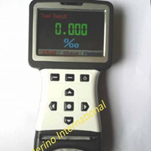 Digital Alcohol Analyser -  MI 240P