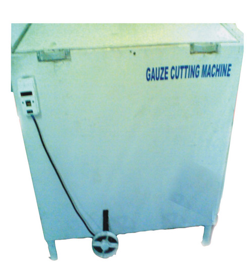 Gauze Cutting Machine