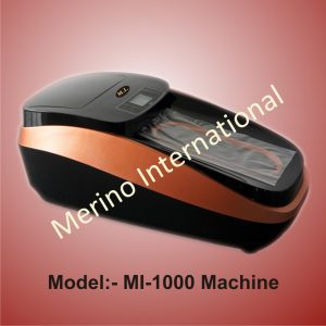 Shoe Cover Laminating Machine - MI 1000
