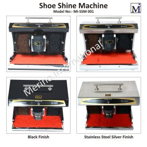 Shoe Shine SSM 1